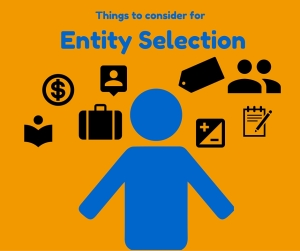 Entity Selection