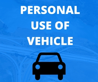 Personal Use of Vehicle